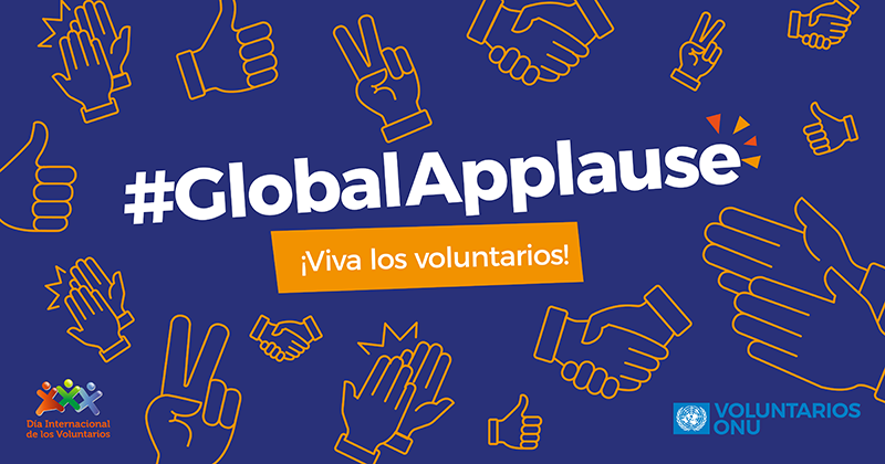 Global Applause Web banner ES
